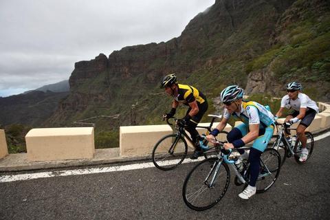Armstrong en Tenerife (http://twitpic.com/qm7k)
