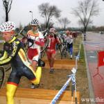 Los profesionales se apuntan al ciclocross. Zaballa el mejor en Coslada