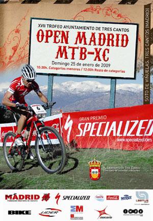 Cartel oficial de la carrera