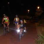 ¡Apúntate a la II Vuelta Nocturna al Anillo Verde Ciclista madrileño!