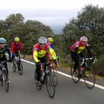 Brevet 200 km en Puertollano con el Club Ciclista Caminos y Cañadas