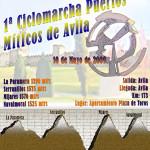 1ª Ciclomarcha Puertos Míticos de Ávila 2009