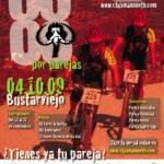 Maratón MTB por parejas en Madrid. Los 88 de Mammoth