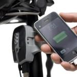 Biologic Freecharge: tu bici como cargador de dispositivos por USB
