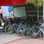 Más de 700 bicicletas recogidas con la inicativa 'Bicis por África'