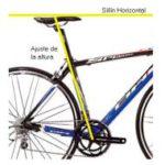 La talla ideal de tu bicicleta