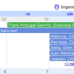 Calendario ciclista 2010
