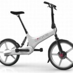 GoCycle, bicicleta plegable y eléctrica