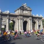 Por la movilidad ciclista en Madrid