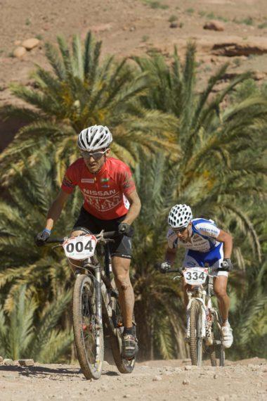 Roberto Heras, ganador Titan Desert