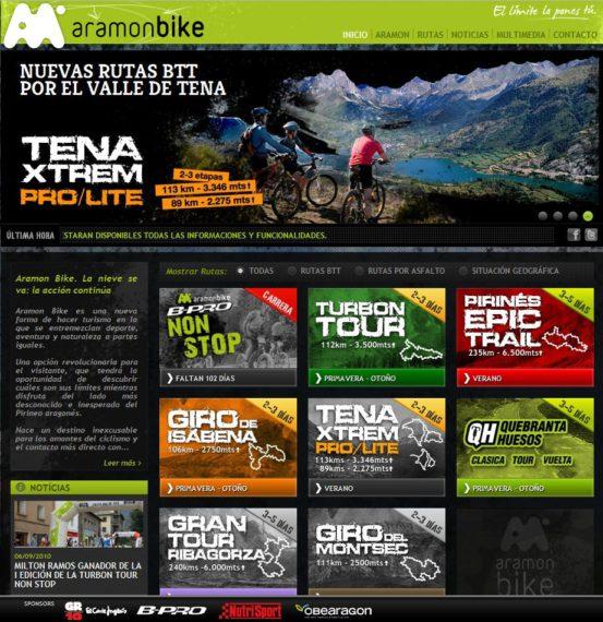Nueva web 2011