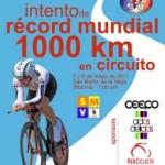 Intento Record Mundial 1.000km en circuito de Fran Vacas