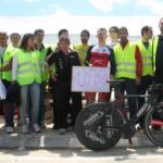¡Récord mundial conseguido, Fran Vacas! 1.000 km en 31 horas