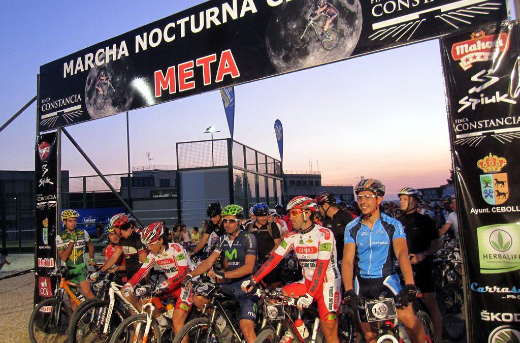 I Marcha Nocturna de Cebolla (Toledo)
