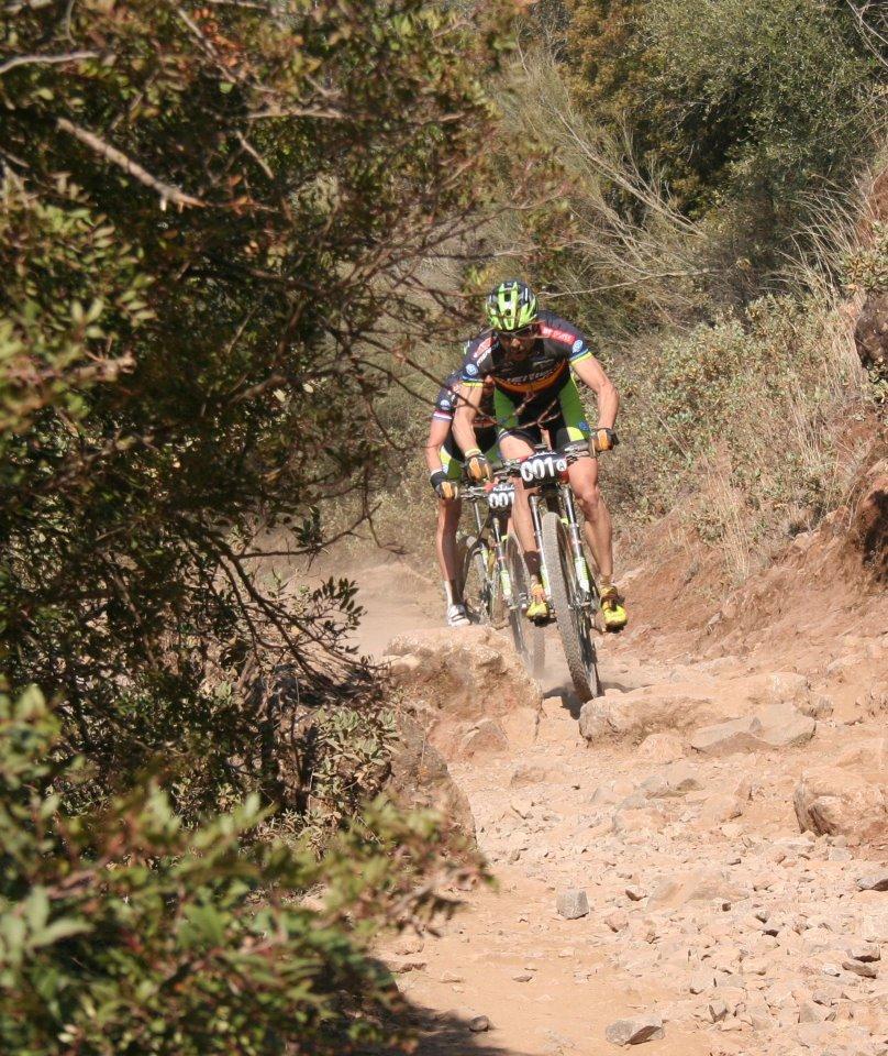 Arrancó la II edición del Andalucía Bike Race