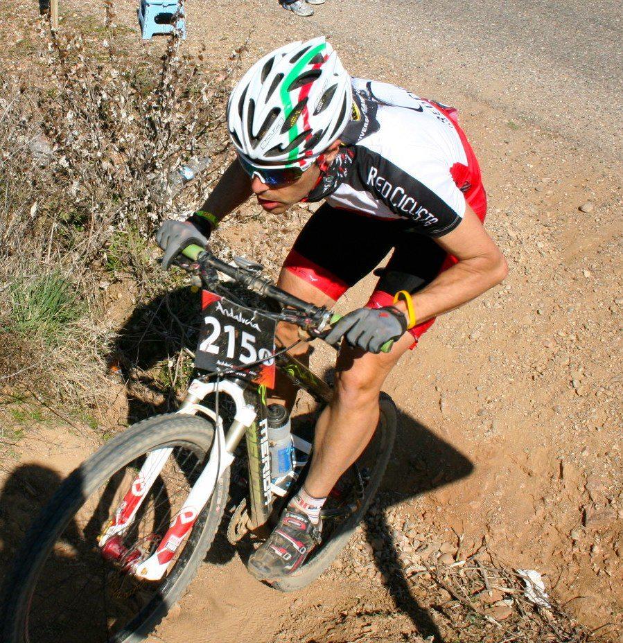 Andalucía Bike Race segunda etapa. Córdoba