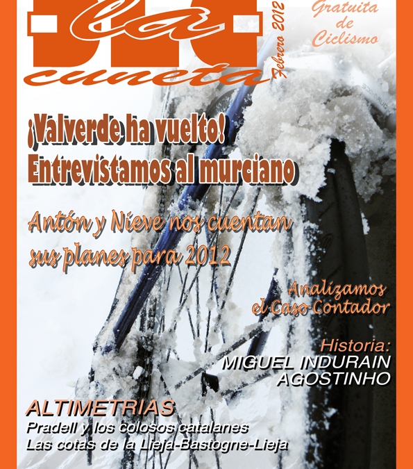 Disponible el sexto número de la revista digital Desde la Cuneta