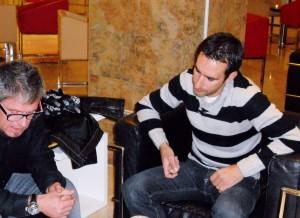 Entrevista a Bingen Fernandez (0)