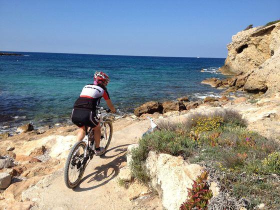 XIII Vuelta a Ibiza MTB 2013