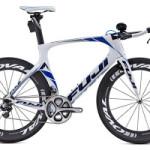 La nueva bicicleta de Triatlón: Fuji Norcom Straight