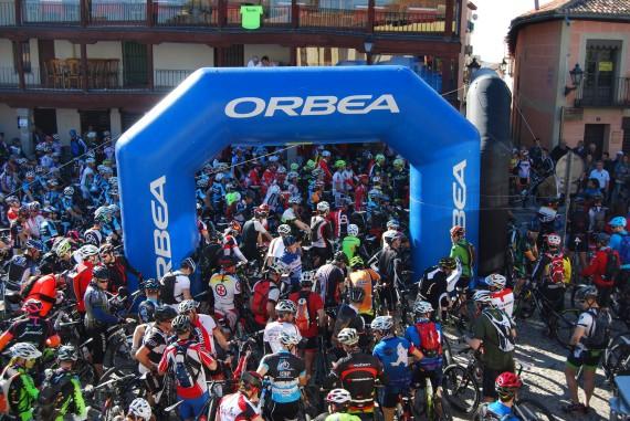 Más de mil ciclistas