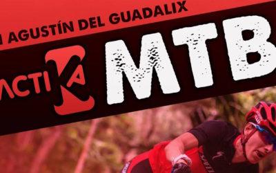 San Agustín. Primera prueba maratón madrileño 2017