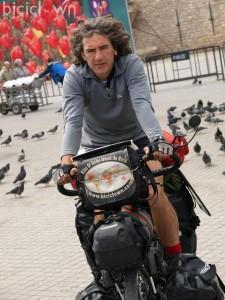 El biciclown